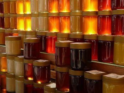 tipos de miel natural