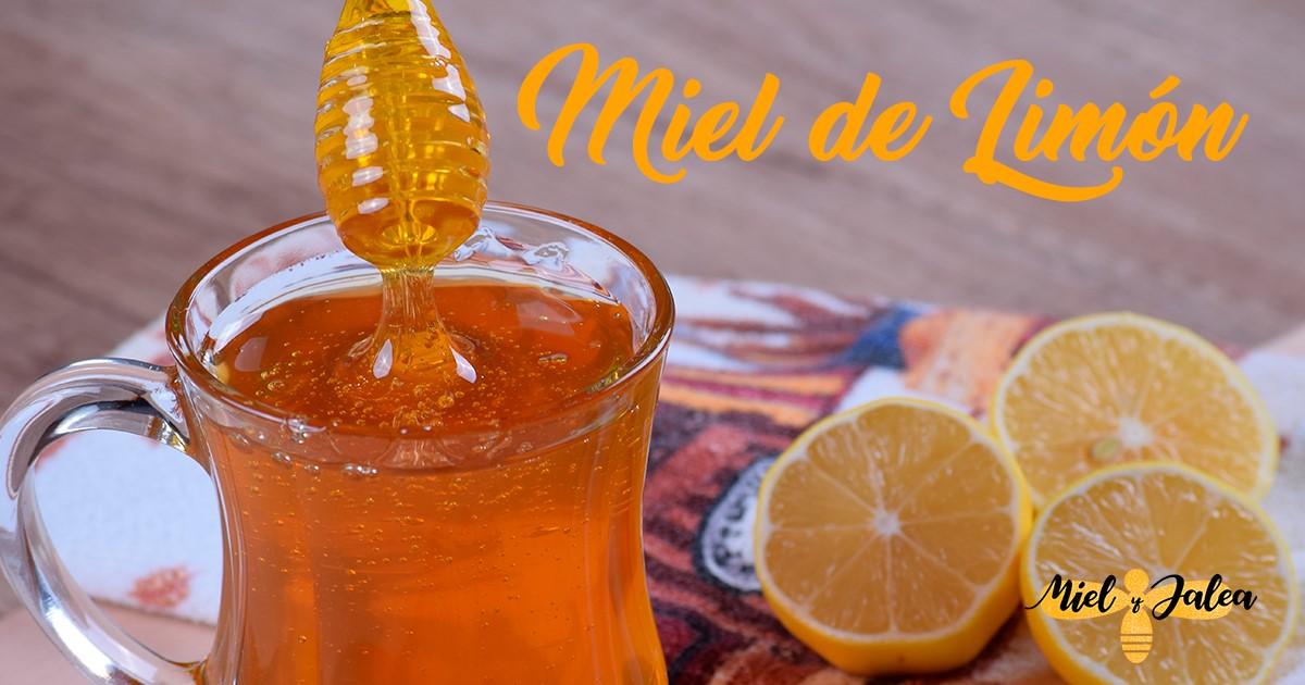miel de limon