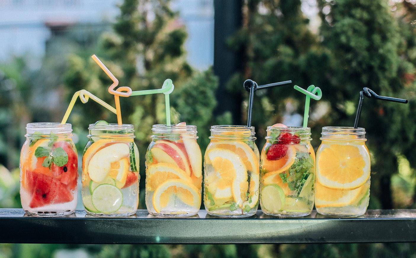 bebidas refrescantes miel natural