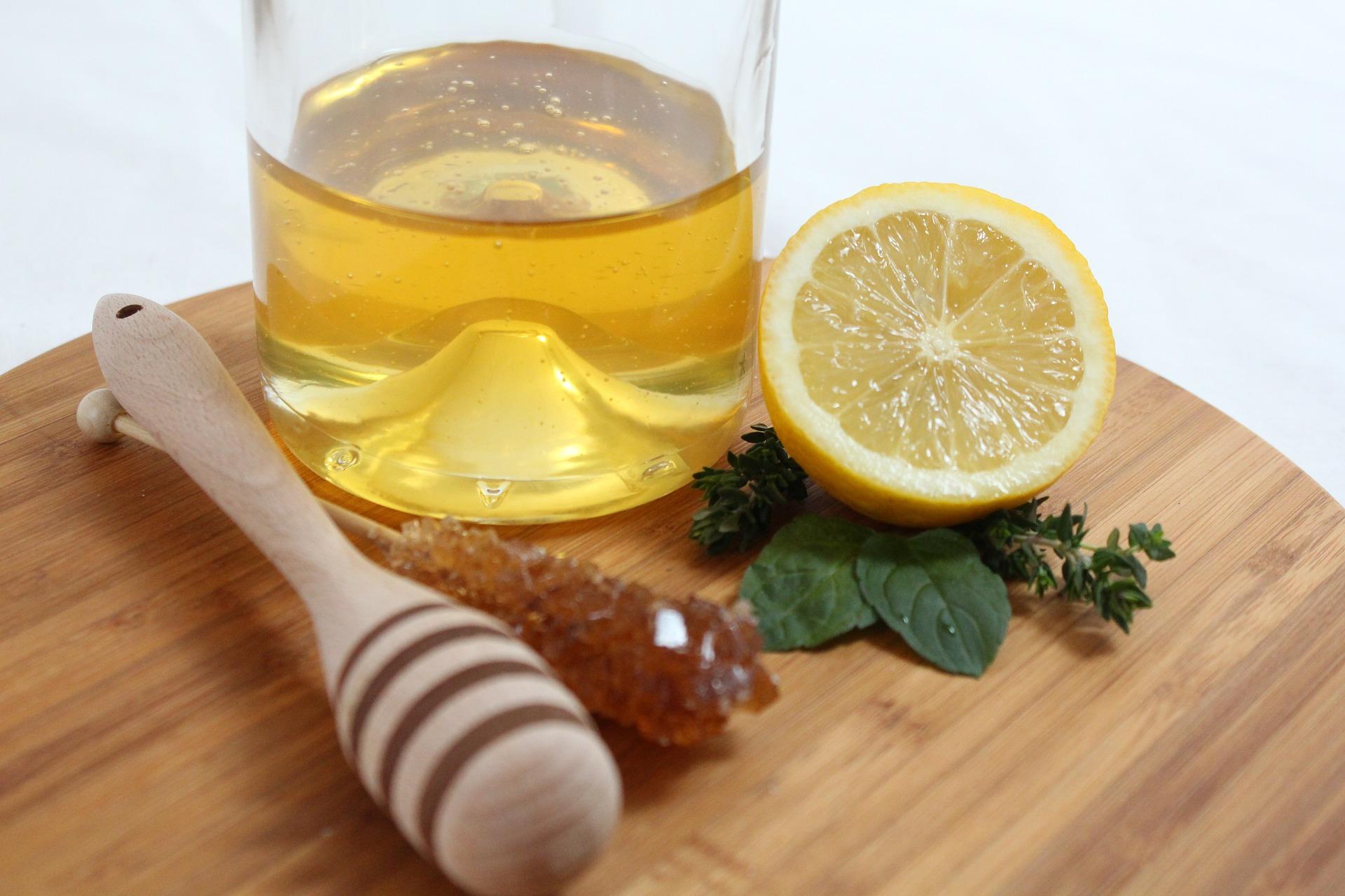 miel natural para el otoño